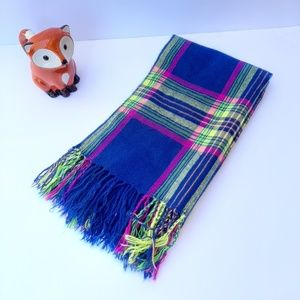 Kirra scarf - colorful and soft! NWOT